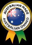 Australian made, Australian owned