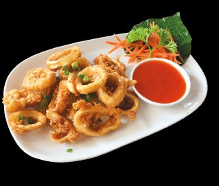 Calamari Coating