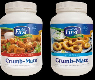 Crumb Mate(tm) Tub Image