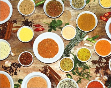 Seasonings and Spices from Chefs First Choice